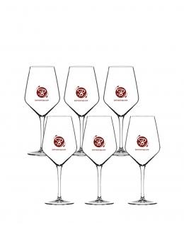 Bwine 6 bicchieri