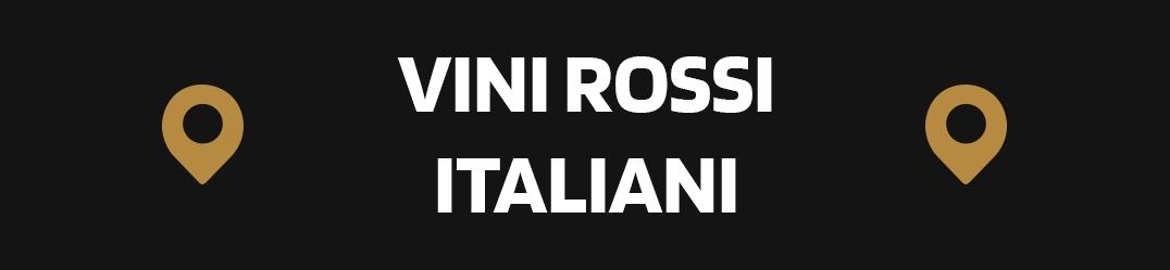 Vini Rossi Italiani
