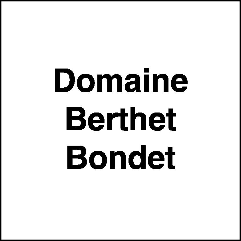 Domaine Berthet-Bondet